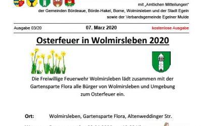 März 2020